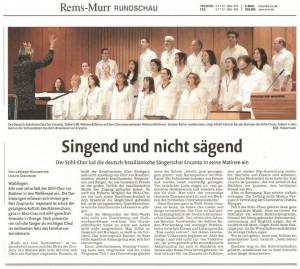 16.04.2013 – Presse Waiblingen