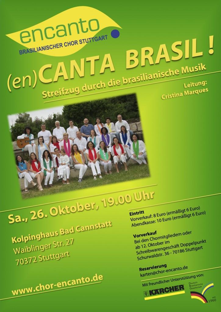 26.10.2013 – (en)CANTA BRASIL !