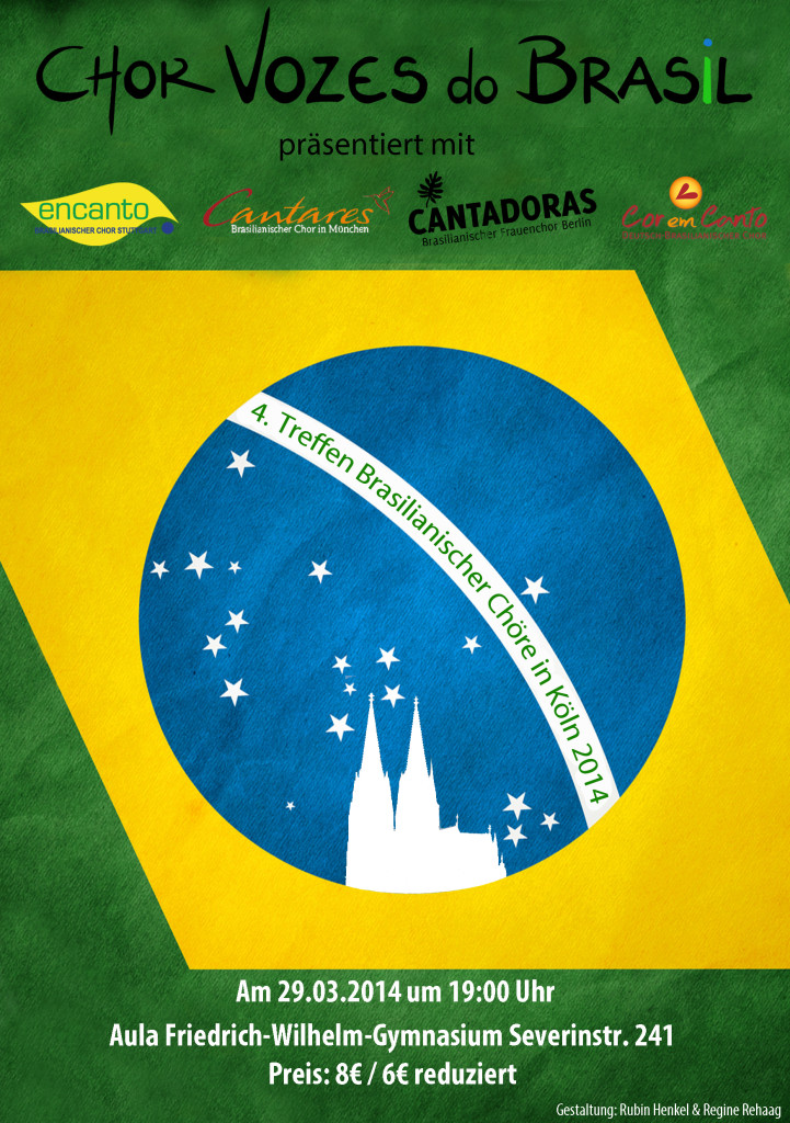 4. Treffen Brasilianischer Chöre in Köln